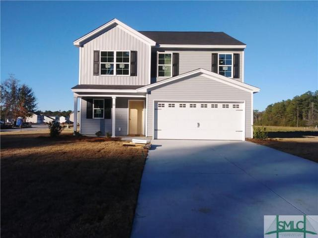 13 Easy Street, Guyton, GA 31312 (MLS #189185) :: The Arlow Real Estate Group