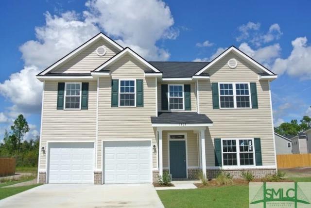 1303 Windrow Drive, Hinesville, GA 31313 (MLS #191993) :: The Randy Bocook Real Estate Team