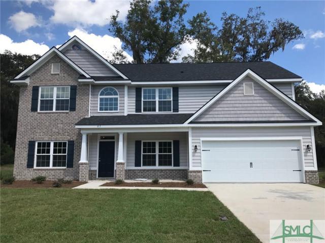 65 Flemington Oaks Drive, Hinesville, GA 31313 (MLS #193636) :: The Randy Bocook Real Estate Team