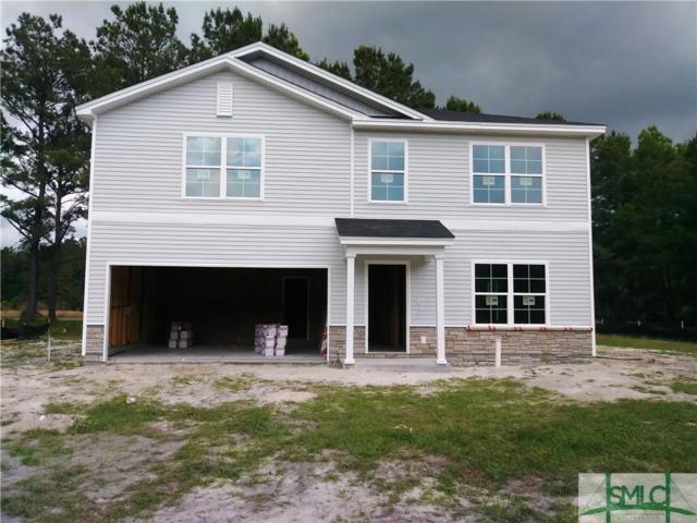 15 Blackberry Circle, Guyton, GA 31312 (MLS #203167) :: The Randy Bocook Real Estate Team