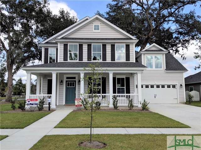 15 Rockaway Lane, Savannah, GA 31405 (MLS #204993) :: Liza DiMarco