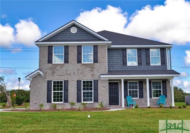 100 Tolliver Lane, Rincon, GA 31326 (MLS #205236) :: The Arlow Real Estate Group