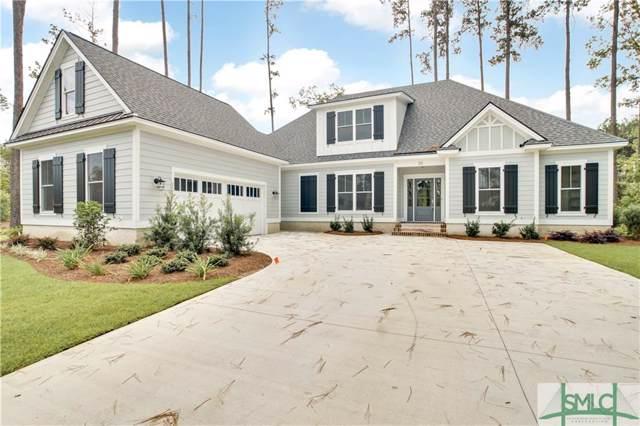 35 Grey Ghost Court, Richmond Hill, GA 31324 (MLS #206033) :: Teresa Cowart Team