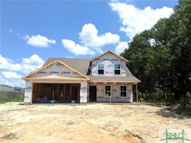 105 Ben Grady Drive, Ellabell, GA 31308 (MLS #206770) :: The Randy Bocook Real Estate Team