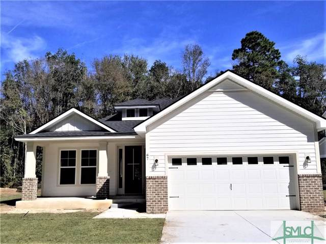 67 Beecher Drive, Richmond Hill, GA 31324 (MLS #207868) :: Liza DiMarco