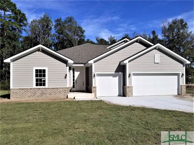97 Beecher Drive, Richmond Hill, GA 31324 (MLS #209576) :: Liza DiMarco