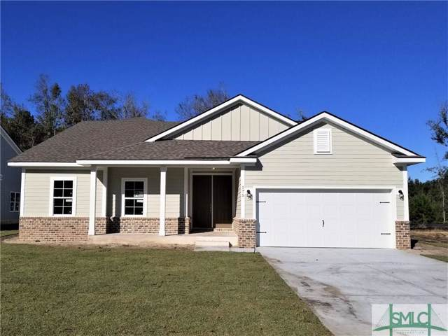 175 Beecher Drive, Richmond Hill, GA 31324 (MLS #209579) :: Liza DiMarco