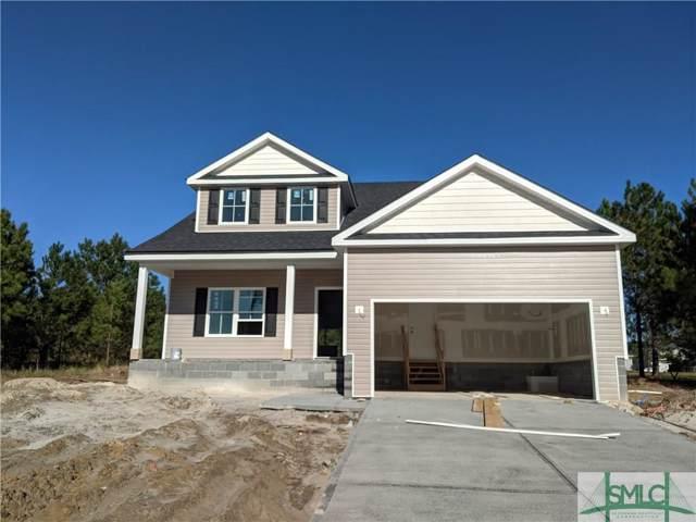 41 Saddlebrush Road, Ellabell, GA 31308 (MLS #210823) :: The Randy Bocook Real Estate Team