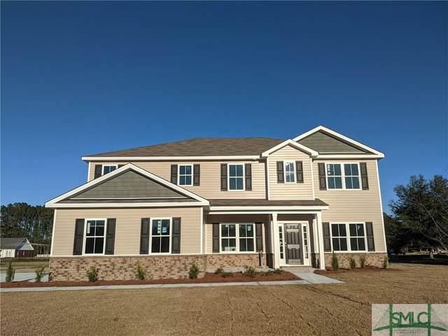 100 Taylor Drive, Guyton, GA 31312 (MLS #212606) :: Bocook Realty
