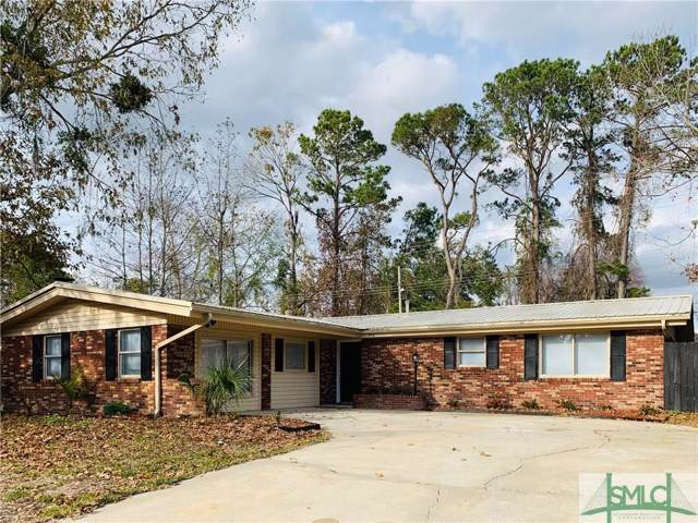 642 Northbrook Road, Savannah, GA 31419 (MLS #215543) :: Bocook Realty