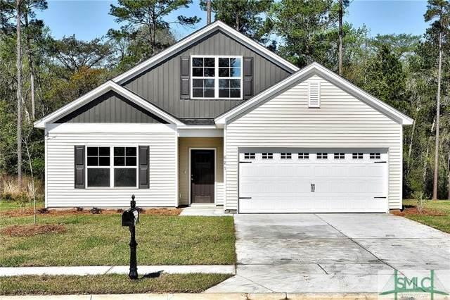 621 Majestic Drive, Guyton, GA 31312 (MLS #216167) :: The Arlow Real Estate Group
