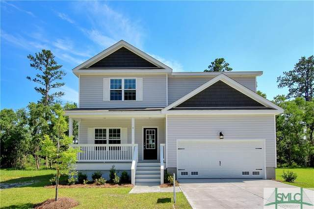 9 Wiregrass Way, Savannah, GA 31419 (MLS #216535) :: The Sheila Doney Team