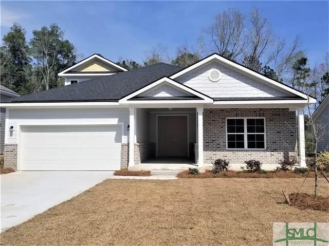 109 Beecher Drive, Richmond Hill, GA 31324 (MLS #216599) :: The Arlow Real Estate Group