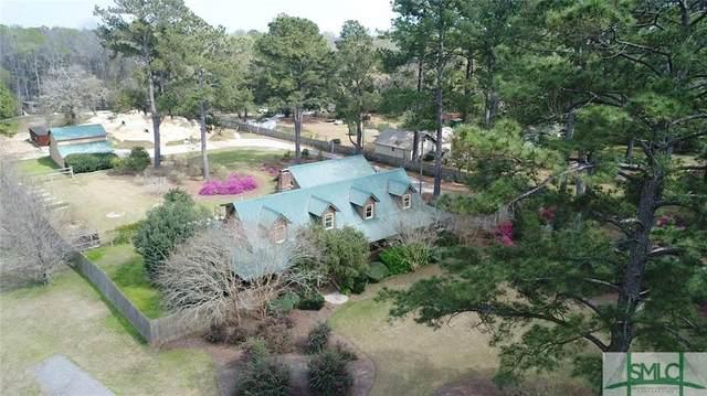 1326 Little Neck Road, Savannah, GA 31419 (MLS #220765) :: Keller Williams Coastal Area Partners