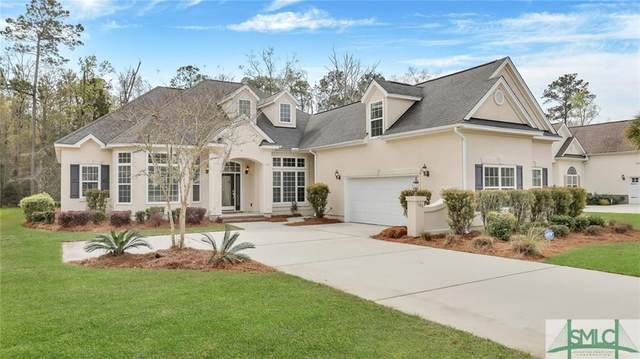 105 Trail Creek Lane, Savannah, GA 31405 (MLS #221483) :: Partin Real Estate Team at Luxe Real Estate Services