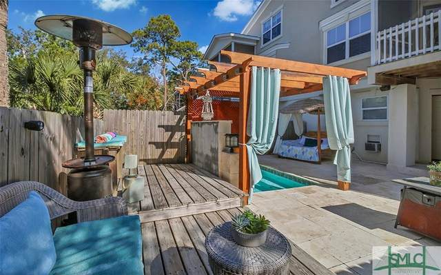 203 5th Avenue A, Tybee Island, GA 31328 (MLS #238455) :: The Arlow Real Estate Group