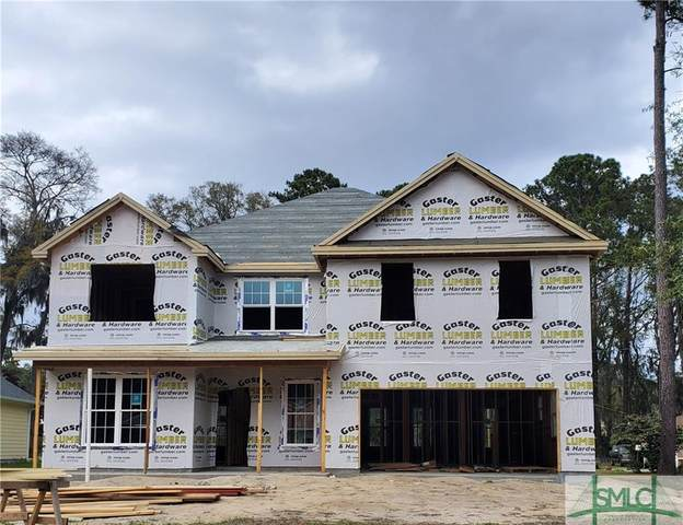 72 Coffee Bluff Villa Road, Savannah, GA 31419 (MLS #240059) :: Coastal Savannah Homes