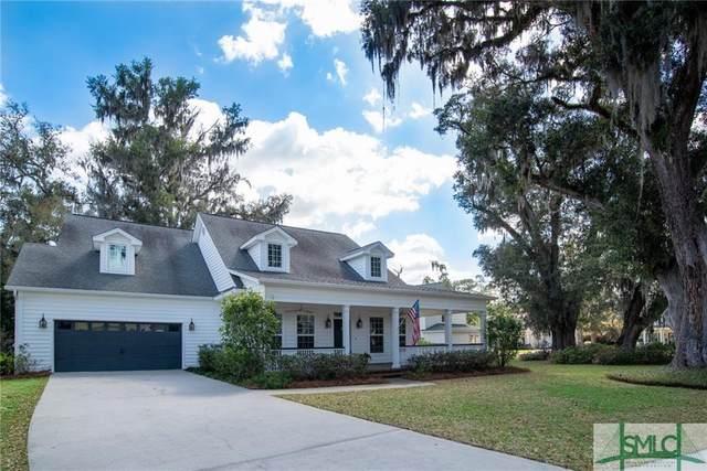 2 Oakhaven Lane, Savannah, GA 31405 (MLS #244208) :: Team Kristin Brown | Keller Williams Coastal Area Partners