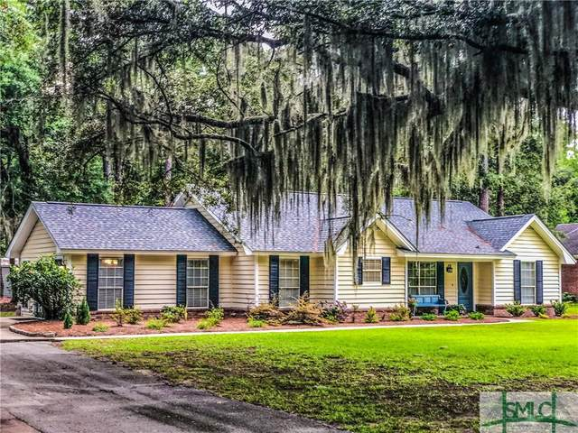 1640 Belle Island Road, Richmond Hill, GA 31324 (MLS #245018) :: The Arlow Real Estate Group