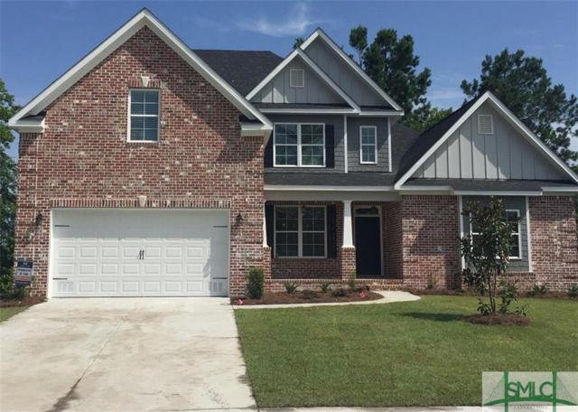 155 Beckley Drive, Richmond Hill, GA 31324 (MLS #185200) :: Coastal Savannah Homes