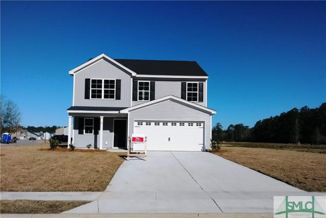 13 Easy Street, Guyton, GA 31312 (MLS #189185) :: McIntosh Realty Team