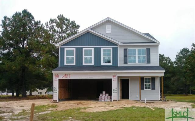 12 Summer Place Drive, Guyton, GA 31312 (MLS #193122) :: The Arlow Real Estate Group