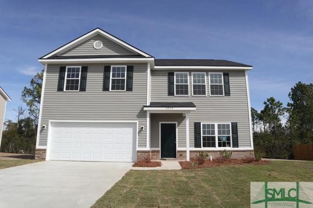 1317 Windrow Drive, Hinesville, GA 31313 (MLS #193841) :: The Randy Bocook Real Estate Team