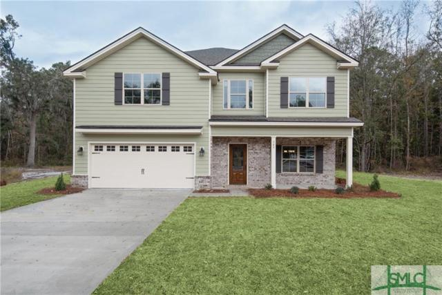 543 Kerry Drive, Richmond Hill, GA 31324 (MLS #194508) :: Coastal Savannah Homes