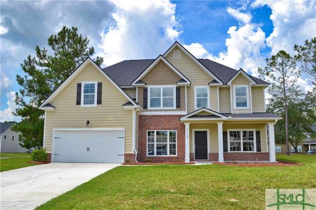 101 Cypress Loop, Bloomingdale, GA 31302 (MLS #199035) :: The Randy Bocook Real Estate Team