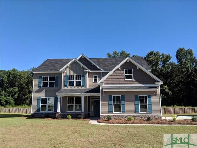 118 Summer Station Drive, Guyton, GA 31312 (MLS #207379) :: The Randy Bocook Real Estate Team