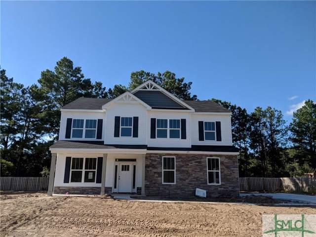 125 Summer Station Drive, Guyton, GA 31312 (MLS #209002) :: The Randy Bocook Real Estate Team