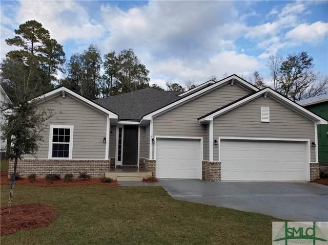 97 Beecher Drive, Richmond Hill, GA 31324 (MLS #209576) :: The Arlow Real Estate Group