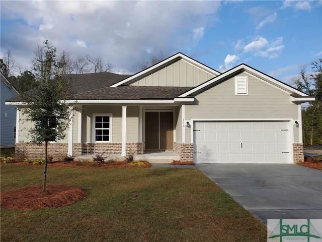 175 Beecher Drive, Richmond Hill, GA 31324 (MLS #209579) :: Bocook Realty