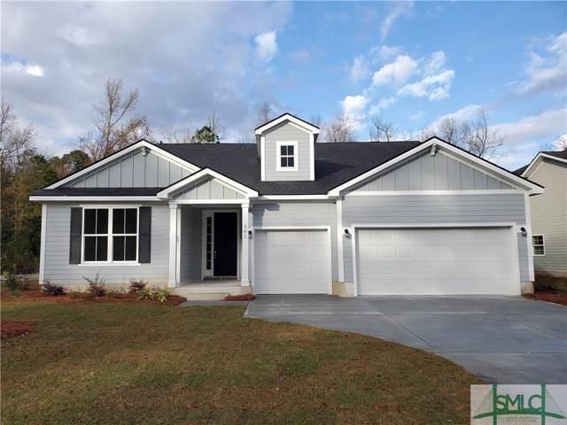 161 Beecher Drive, Richmond Hill, GA 31324 (MLS #209848) :: Bocook Realty