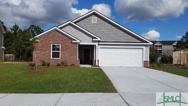 80 Burnt Oak Road, Port Wentworth, GA 31407 (MLS #210328) :: Liza DiMarco