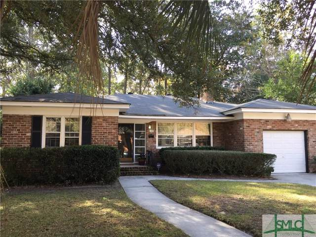 111 E 64th Street, Savannah, GA 31405 (MLS #210736) :: The Randy Bocook Real Estate Team