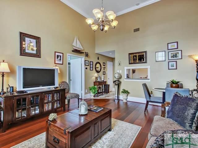 321 Abercorn Street #405, Savannah, GA 31401 (MLS #211348) :: Bocook Realty