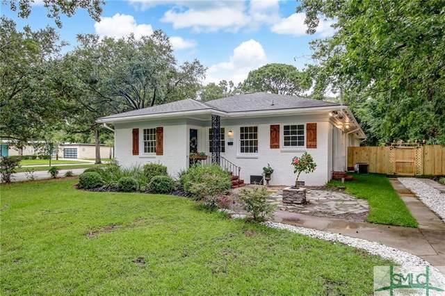 102 E 65th Street, Savannah, GA 31405 (MLS #222651) :: The Arlow Real Estate Group
