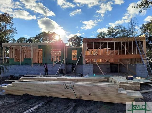 213 Debra Road, Savannah, GA 31410 (MLS #236431) :: Heather Murphy Real Estate Group