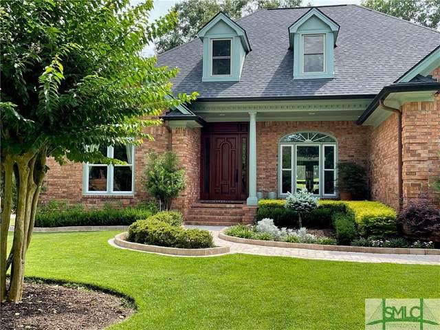111 Wedgefield Crossing, Savannah, GA 31405 (MLS #245761) :: Heather Murphy Real Estate Group