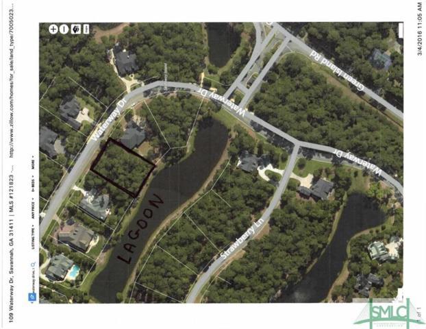 109 Waterway Drive, Savannah, GA 31411 (MLS #121823) :: Keller Williams Coastal Area Partners