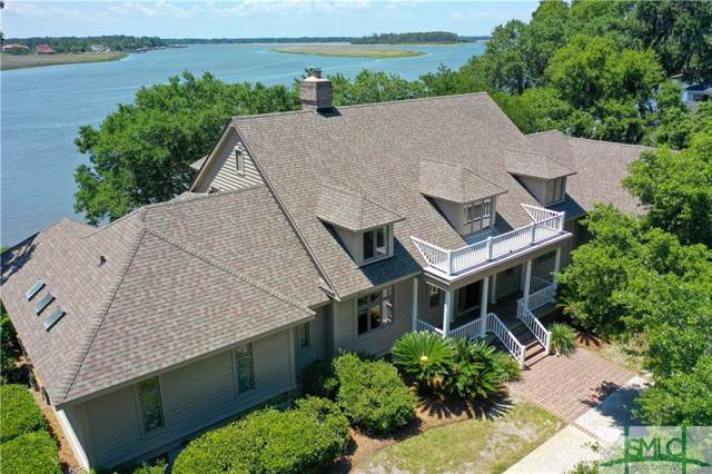9 Back River Circle, Savannah, GA 31411 (MLS #149407) :: Keller Williams Coastal Area Partners