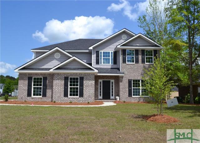 101 Tolliver Lane, Rincon, GA 31326 (MLS #178319) :: The Arlow Real Estate Group