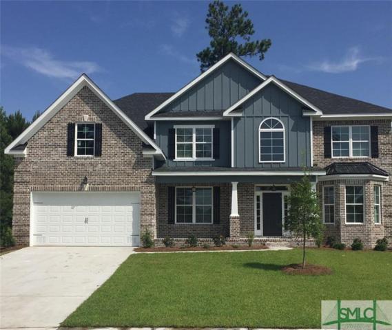 145 Beckley Drive, Richmond Hill, GA 31324 (MLS #185202) :: Coastal Savannah Homes