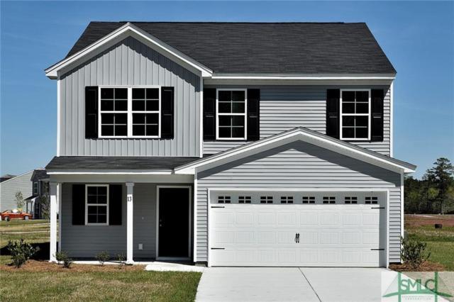 13 Easy Street, Guyton, GA 31312 (MLS #189185) :: The Randy Bocook Real Estate Team