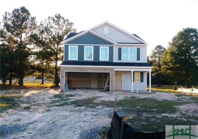 12 Summer Place Drive, Guyton, GA 31312 (MLS #193122) :: The Sheila Doney Team
