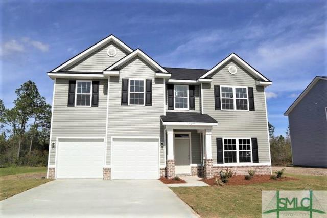 1309 Windrow Drive W, Hinesville, GA 31313 (MLS #193429) :: The Randy Bocook Real Estate Team