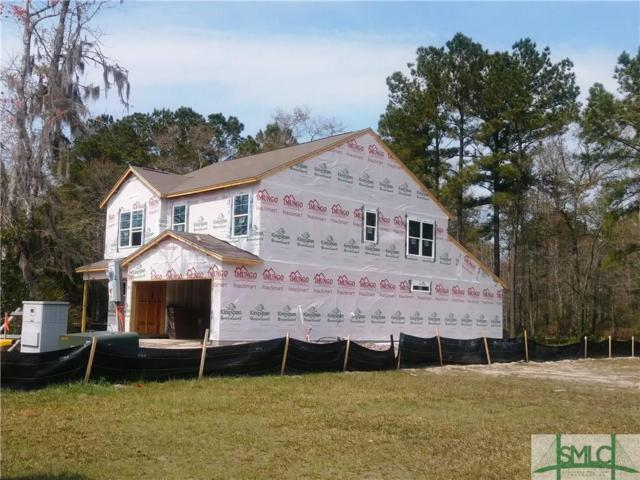 5 Blackberry Circle, Guyton, GA 31312 (MLS #199330) :: Coastal Savannah Homes