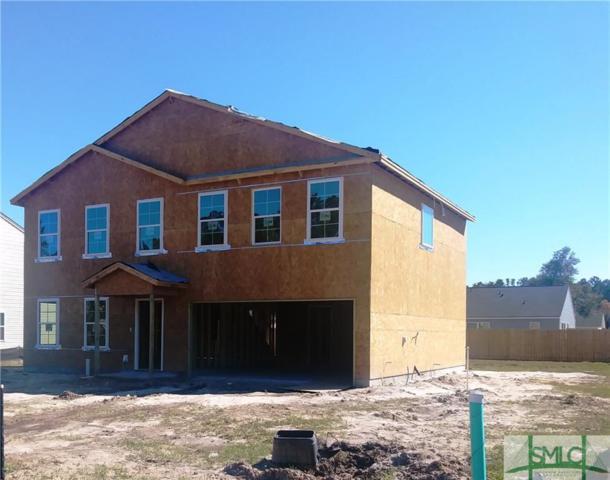 6 Blackberry Circle, Guyton, GA 31312 (MLS #199378) :: Coastal Savannah Homes
