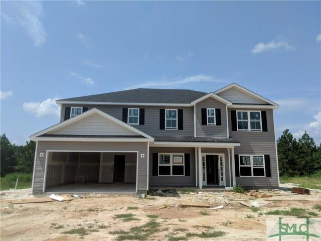38 Saddlebrush Road, Ellabell, GA 31308 (MLS #207866) :: The Randy Bocook Real Estate Team